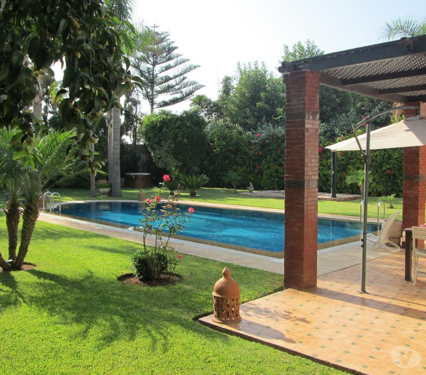 Vente Appartement - Maison El Jadida - Photos pour A vendre à El Jadida une villa coup+piscine privée