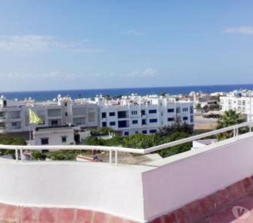 Location Meublée Rabat - Photos pour Location appartement de plage vue sur mer Harhoura