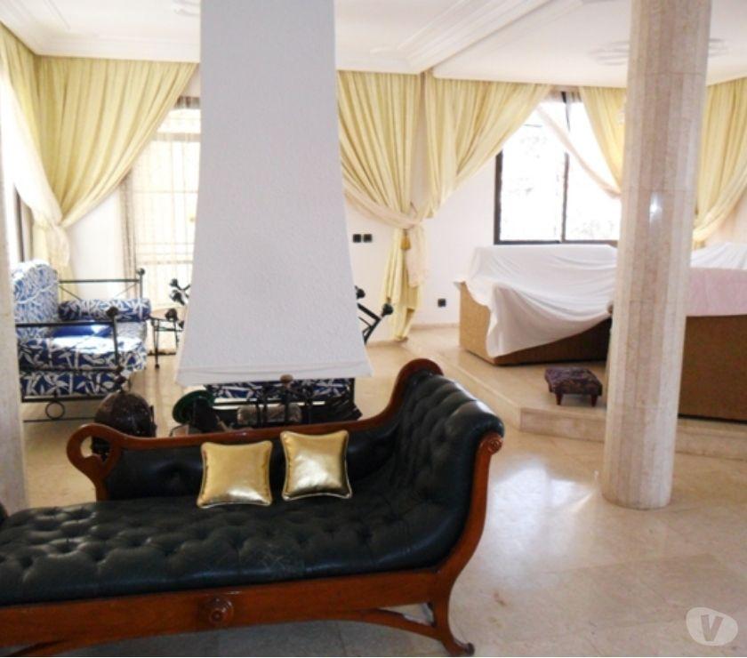 Location Meublée Rabat - Photos pour Location villa meublée à Sid el abd la plage Témara