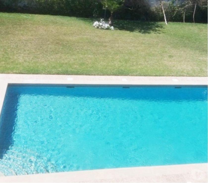 Location Appartement - Maison Rabat - Photos pour Location villa avec piscine à Souissi