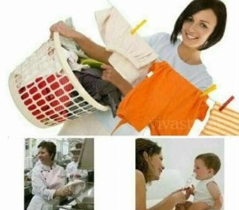 Photos pour Femme de ménage, cuisinière, nounou