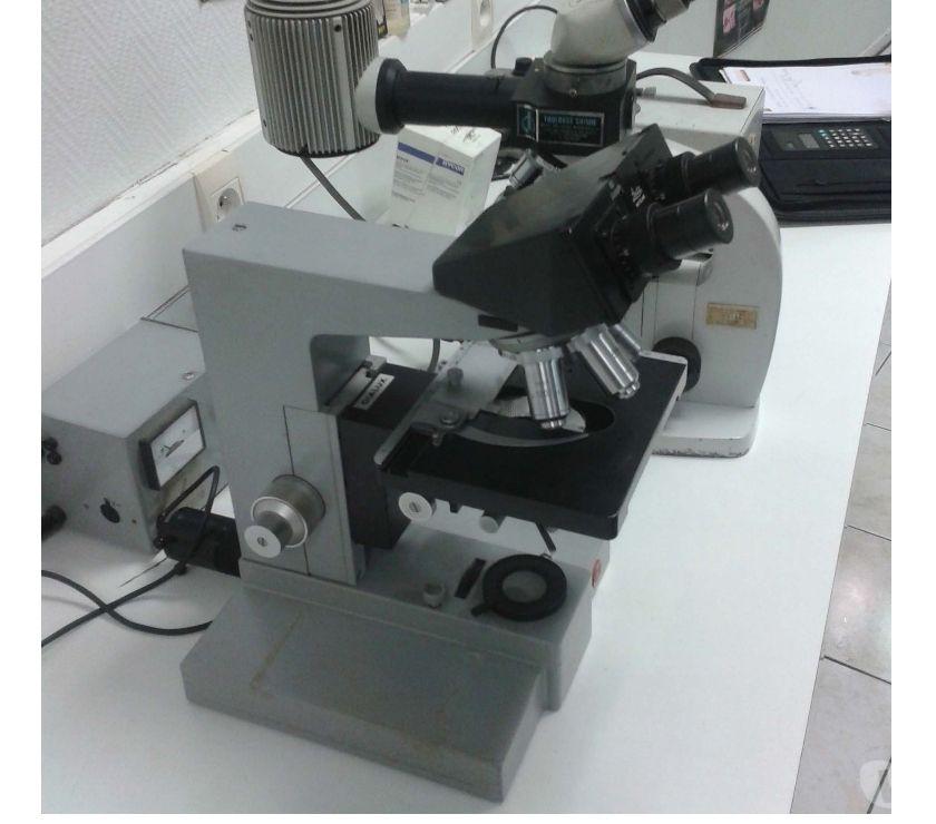 Photos pour Microscope LEITZ Laborlux