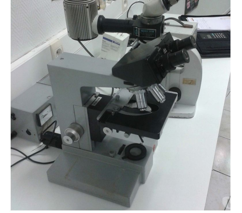 Photos pour Microscope LEITZ Laborlux