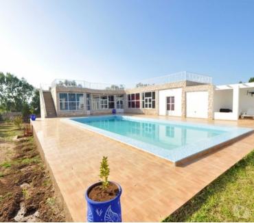 Photos pour Villa avec piscine sur la route de Safi
