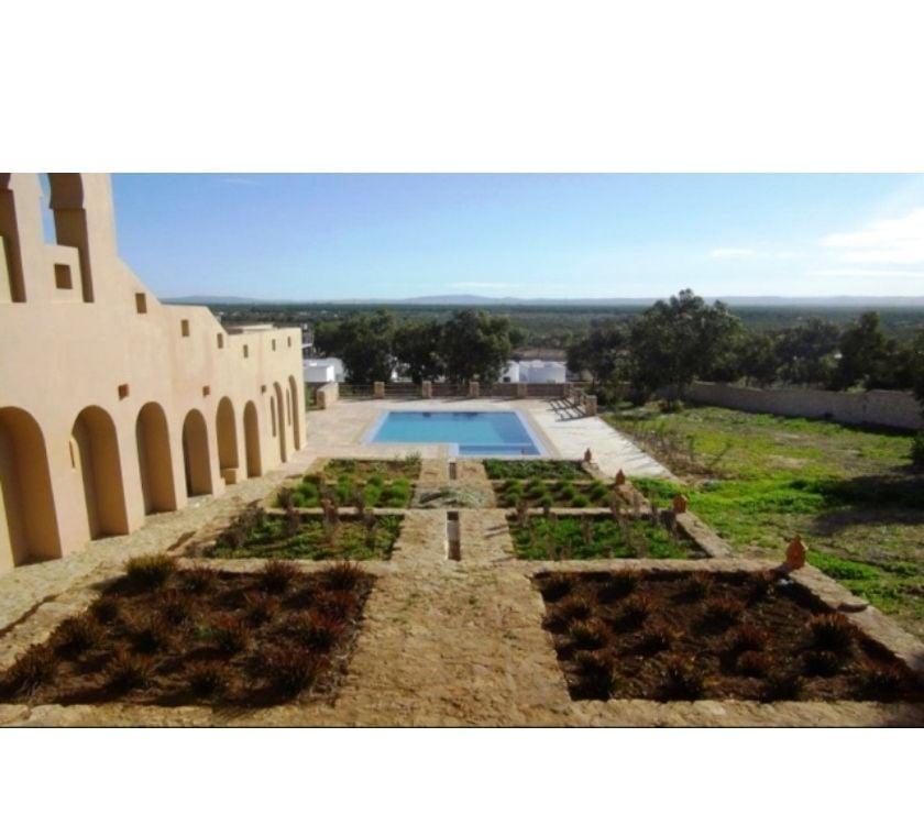 Vente Appartement - Maison Essaouira - Photos pour Agréable villa d'architecte en vente style Riad, Ghazoua, Es