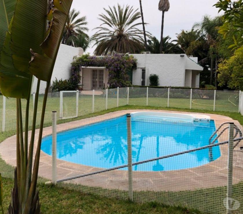 Location Appartement - Maison Rabat - Photos pour Très belle villa avec piscine et chauffage central à Souissi