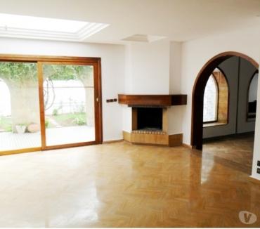 Photos pour Villa chauffage central et climatisation à louer Souissi RAB