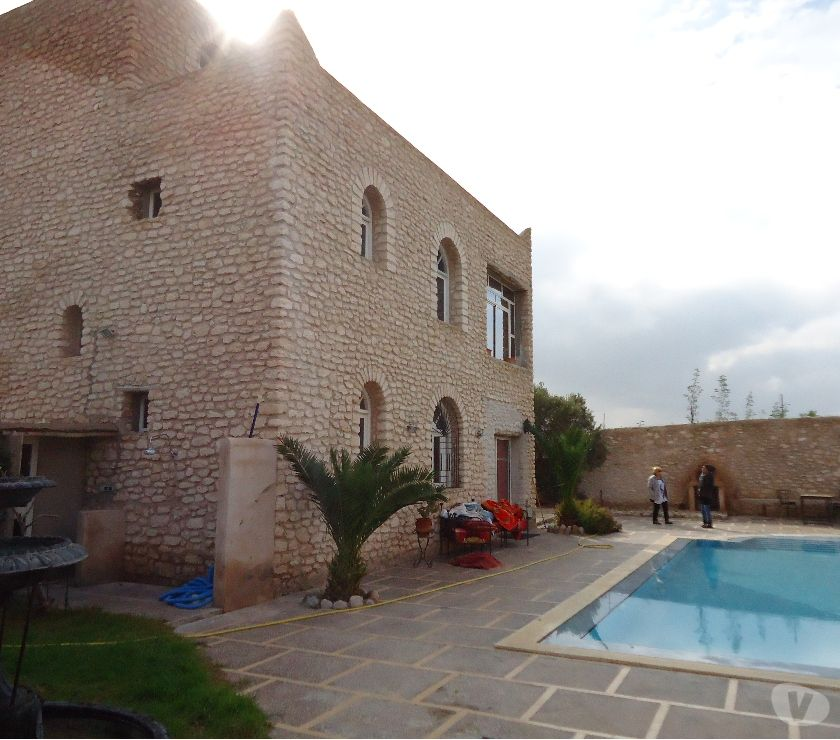 Vente Appartement - Maison Essaouira - Photos pour Belle villa avec piscine à 12 km d'Essaouira