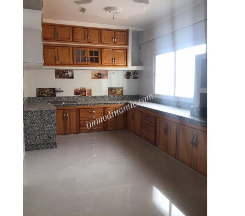 Location Appartement - Maison Agadir - Photos pour Appartement vide 3 chambres à louer neuf agadir