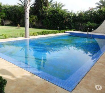 Photos pour Location villa avec piscine au quartier Souissi RABAT