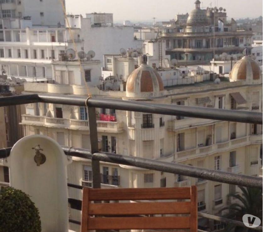 Location appartement centre ville casablanca art d co for Deco appartement location