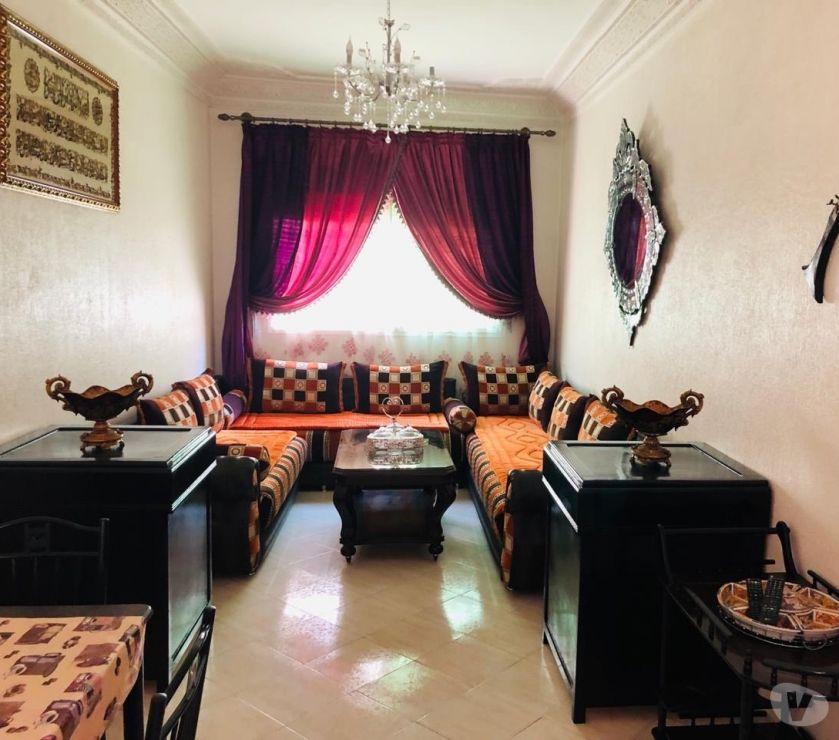 Location Meublée Fés - Photos pour Appartement meublé bien équipé familiale