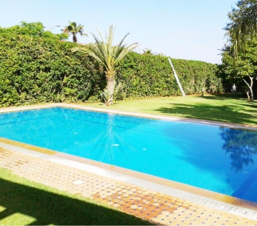 Location Appartement - Maison Rabat - Photos pour Villa neuve haut standing à louer au quartier Souissi