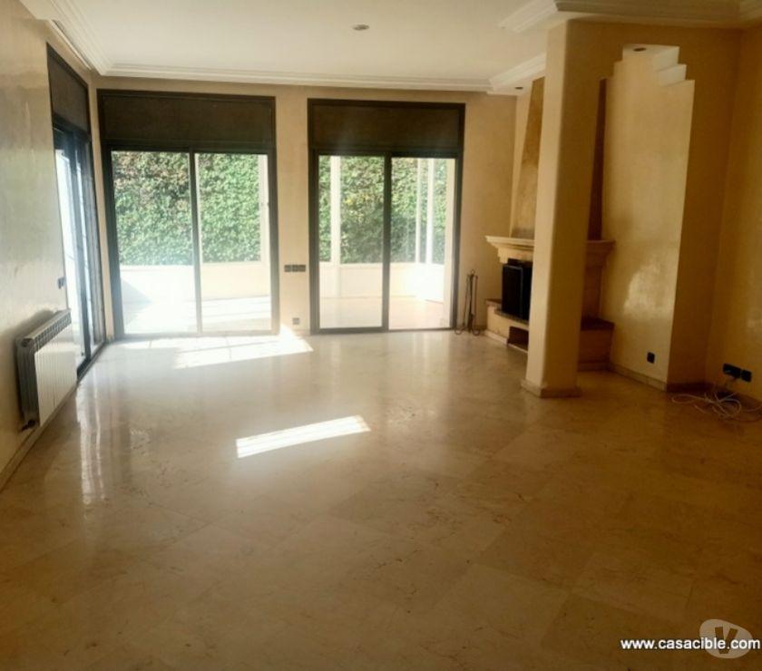 Location Appartement - Maison Casablanca - Photos pour Location villa vide à Oasis