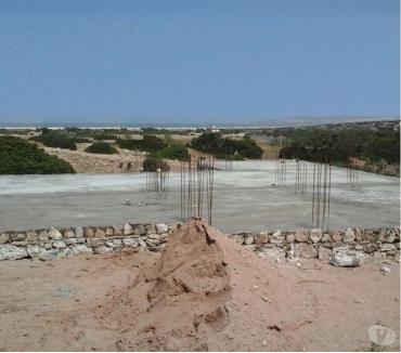 Photos pour Terrain de de 1 hectare première ligne sur plage