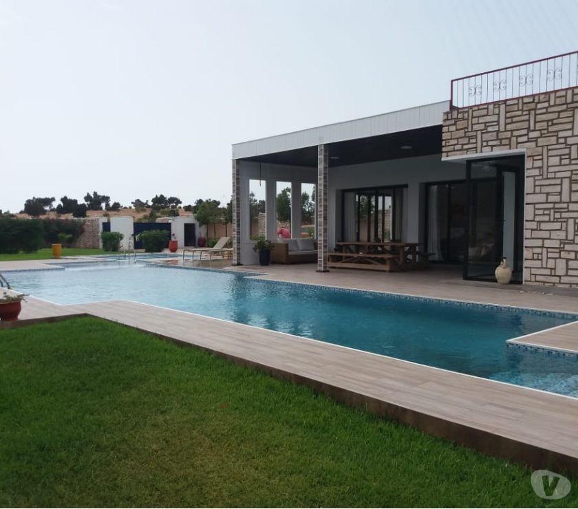 Vente Appartement - Maison Essaouira - Photos pour Jolie villa à vendre meublée au région de essaouira