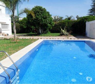 Photos pour Villa avec chauffage et piscine à louer au quartier Souissi