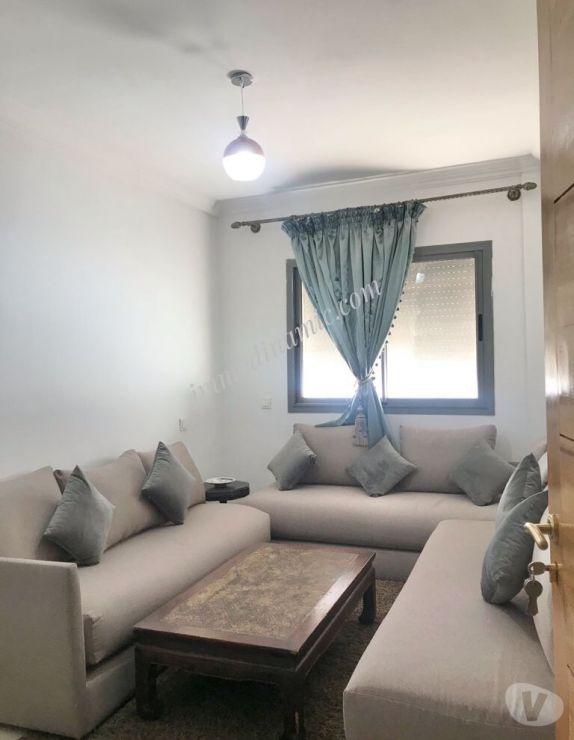 Location Meublée Agadir - Photos pour Appartement meublé a wifaq agadir