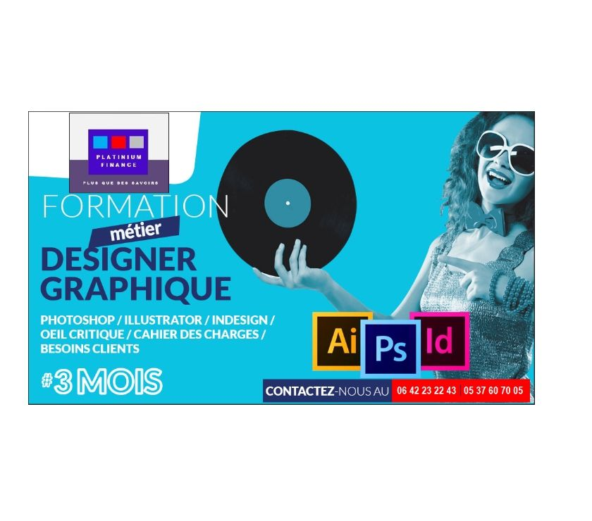 Formation Professionnelle Temara - Photos pour FORMATION COMPLETE – PHOTOSHOP - Illustrator – Indesign