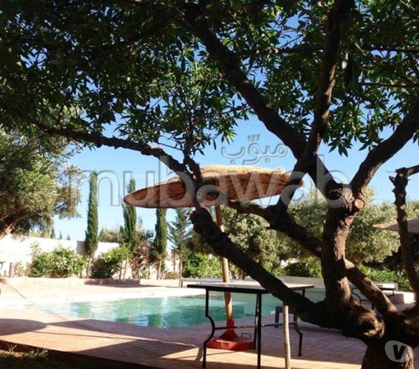 Vente Appartement - Maison Essaouira - Photos pour Jolie villa avec piscine à Hararta