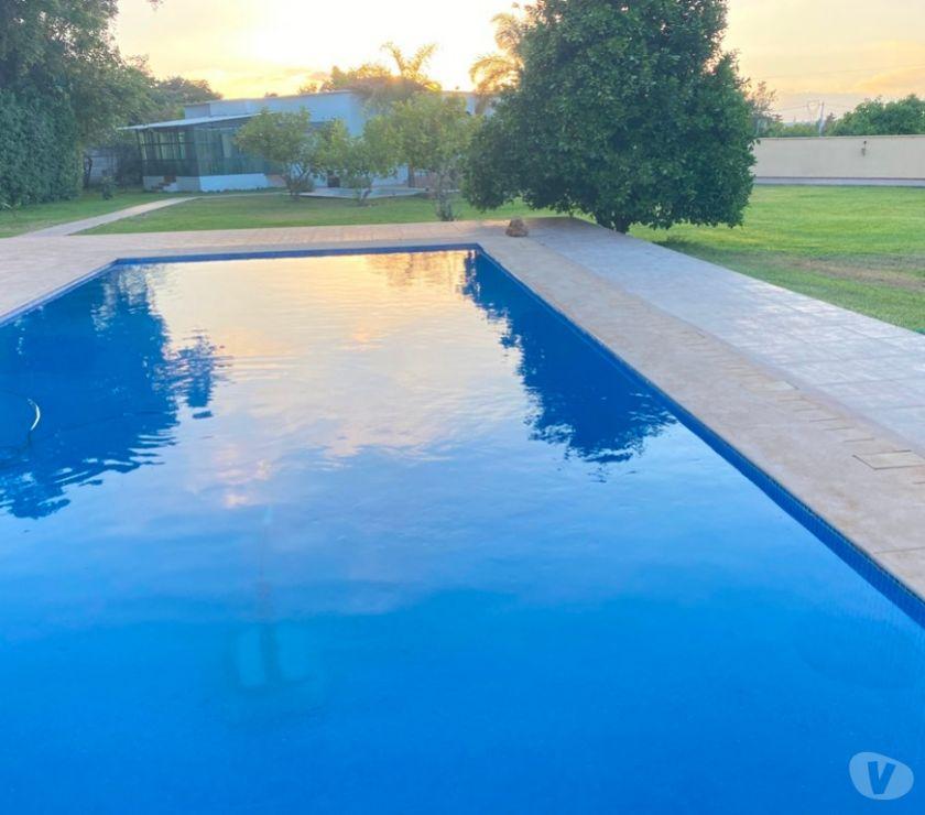Location Meublée Rabat - Photos pour À louer villa avec piscine à Rabat