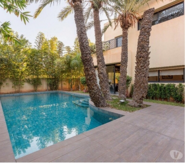 Photos pour villa en vente à marrakech