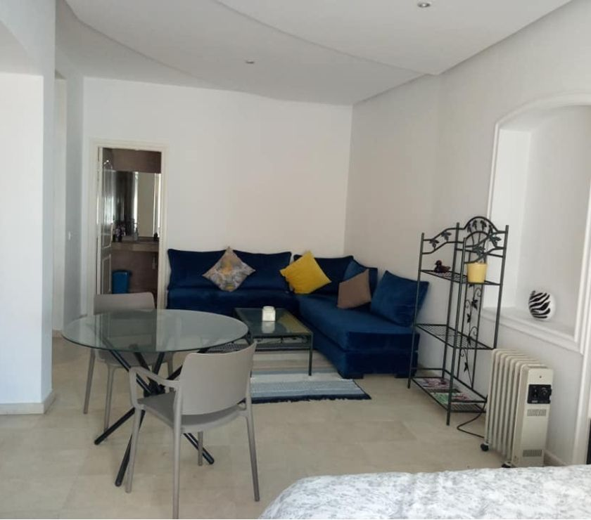 Vente Appartement - Maison Casablanca - Photos pour Studio loft 48 m² Gauthier 830 KDh