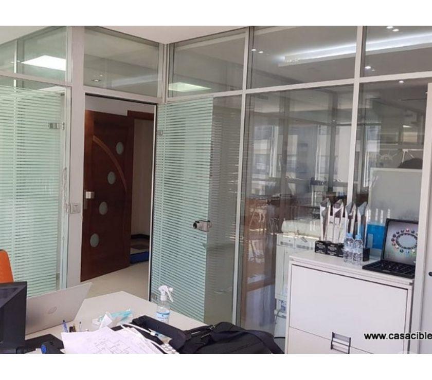 Location - Vente Bureaux Casablanca - Photos pour Plateau bureau de 120m² à louer à Triangle d'or