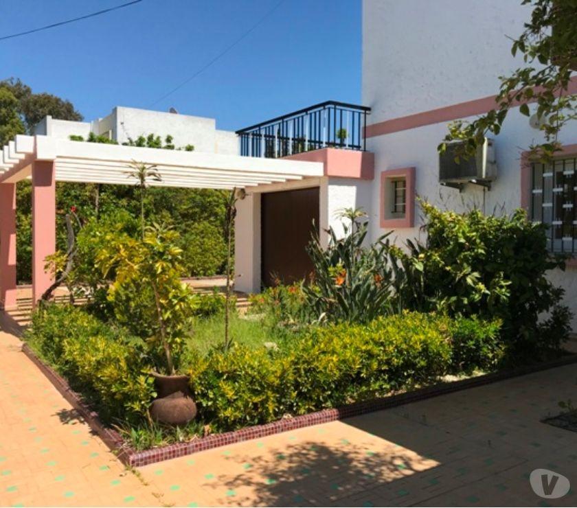 Location - Vente Bureaux Rabat - Photos pour Villa usage bureau à louer à Souissi