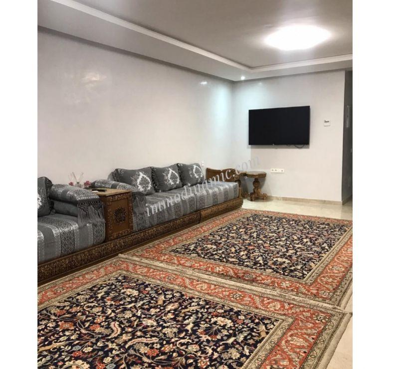 Location Meublée Agadir - Photos pour appartement meublé 3 chambres à founty agadir