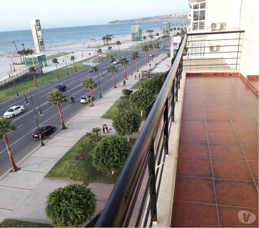 Location Meublée Tanger - Photos pour Appartement vue sur mer