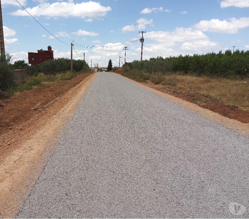 Terrain Agricole / Ferme Meknes - Photos pour TERRAIN AGRICOLE 1ha 25ca