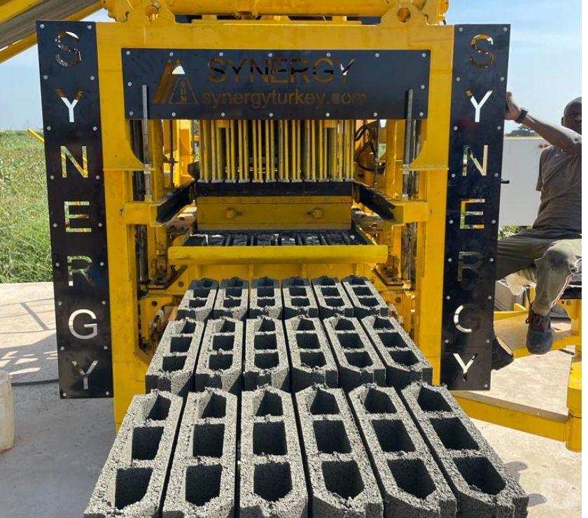Matériaux - Equipement pro Marrakech - Photos pour Machine de fabrication de brique