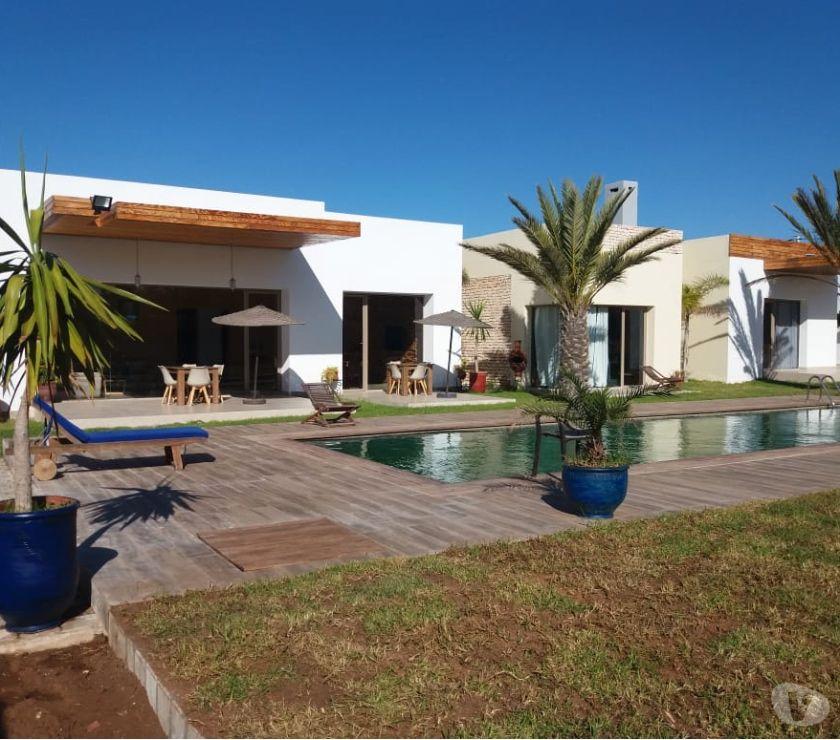 Vente Appartement - Maison Essaouira - Photos pour Jolie villa en zone urbaine