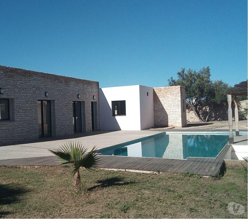 Vente Appartement - Maison Essaouira - Photos pour Villa 1600m², Terrasse, Jardin, Essaouira