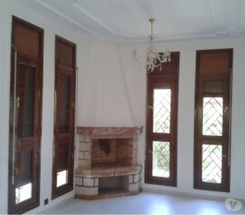 Location Appartement - Maison Rabat - Photos pour location une villa avec beau jardin à Hay Riad