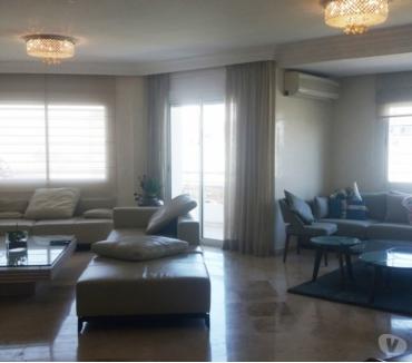 Photos pour Appartement meublé avec terrasse à louer à Hay Riad