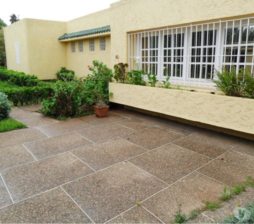 Location Appartement - Maison Rabat - Photos pour Location à Hay Riad Villa avec chauffage central à Rabat