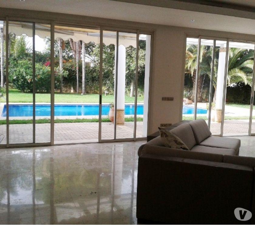 Photos pour Villa de prestige à louer à Souissi Rabat