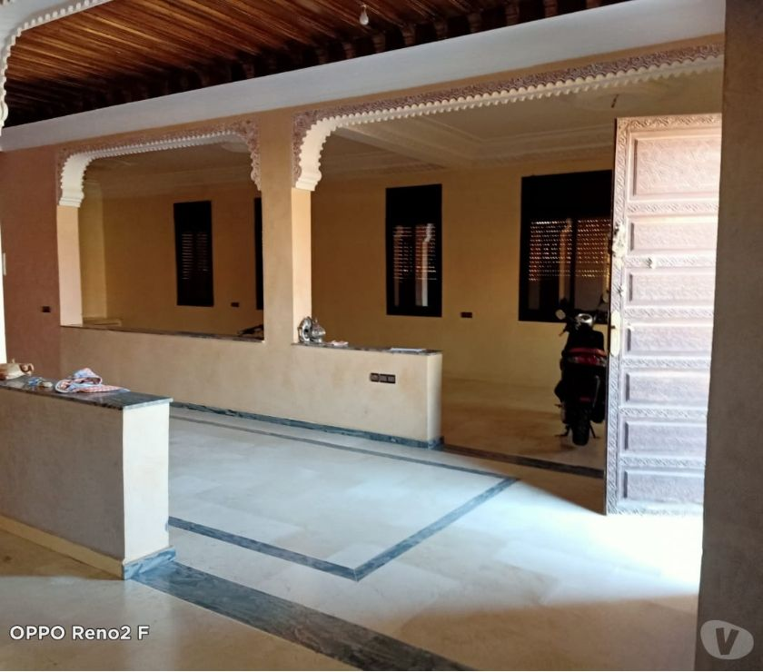 Location Appartement - Maison Marrakech - Photos pour villa bail commercial en location à targa