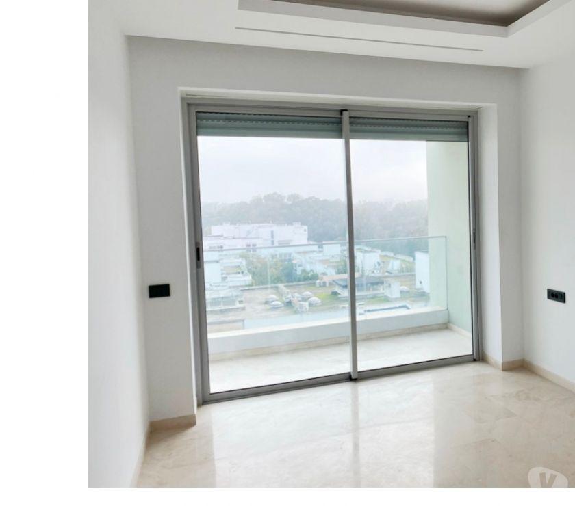 Location Appartement - Maison Rabat - Photos pour Bel appartement neuf sans vis-à-vis Agdal Rabat