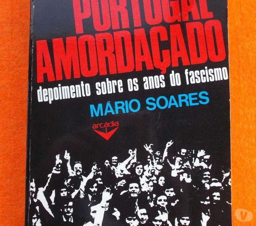 DVDs a Venda Amadora - Fotos para Portugal Amordaçado - Mário Soares