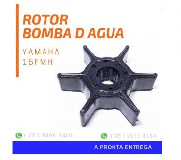 Fotos para rotor da bomba yamaha 15 fmh mj nautica