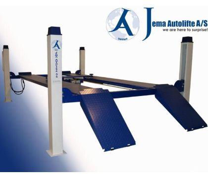 Fotos para Elevador Eletro-Hidráulico de 4 Colunas 4Tn (JA4000F)