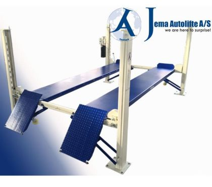 Fotos para Elevador Eletro-Hidráulico de 4 Colunas 3T5 - móvel (JA3500F