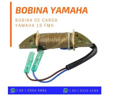 Fotos para bobina de carga yamaha 15 hp fmh mj nautica cuiaba