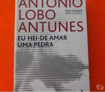 Fotos para Eu Hei-de Amar Uma Pedra - António Lobo Antunes