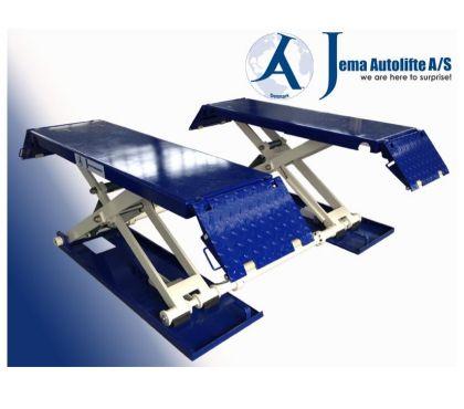 Fotos para Elevador de tesoura eletro-hidráulico móvel 3T 220v (JA3000S