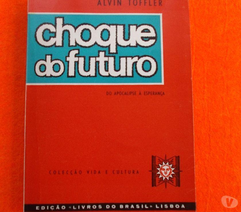DVDs a Venda Amadora - Fotos para Choque do Futuro - Alvin Toffler