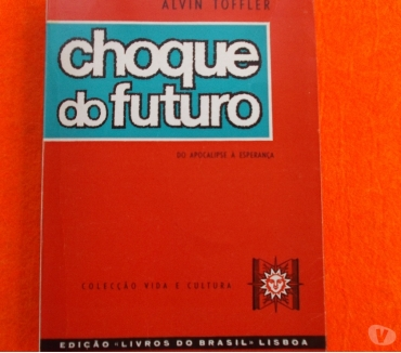Fotos para Choque do Futuro - Alvin Toffler